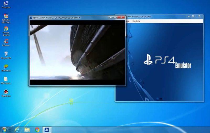 PS4 Emulators
