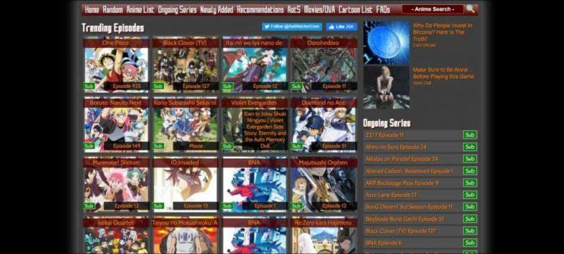 Animeland Alternatives