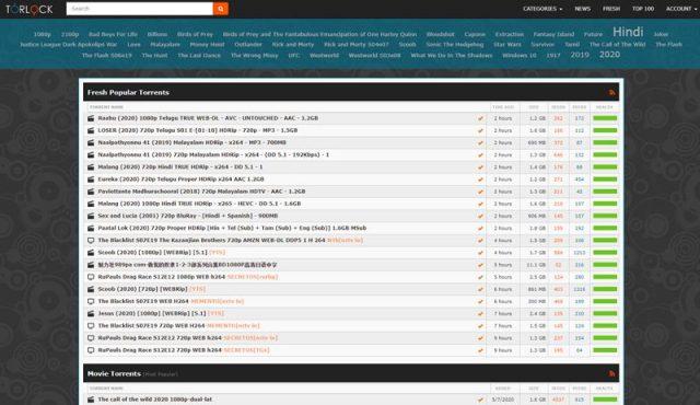 ExtraTorrent Alternatives