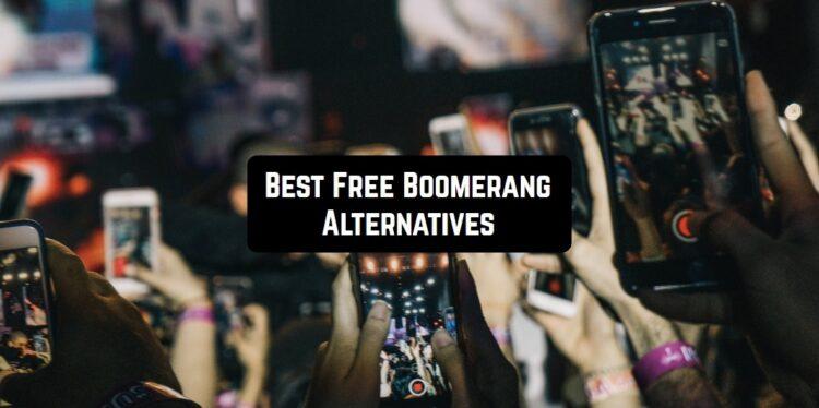 Boomerang Alternatives