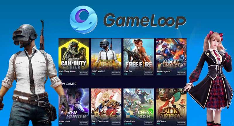 PUBG emulator GameLoop