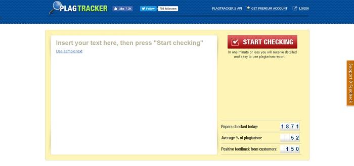 Best free plagiarism checker
