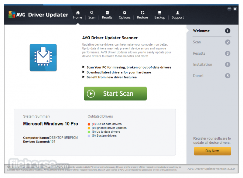 AVG Driver Updater: Top Driver Updating Utility For Windows
