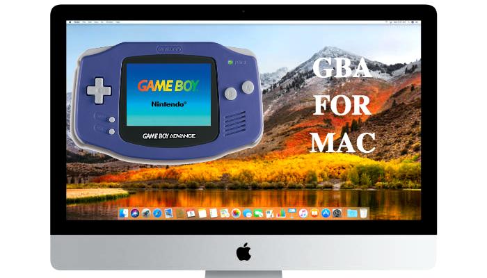 Free GBA Emulators for Mac