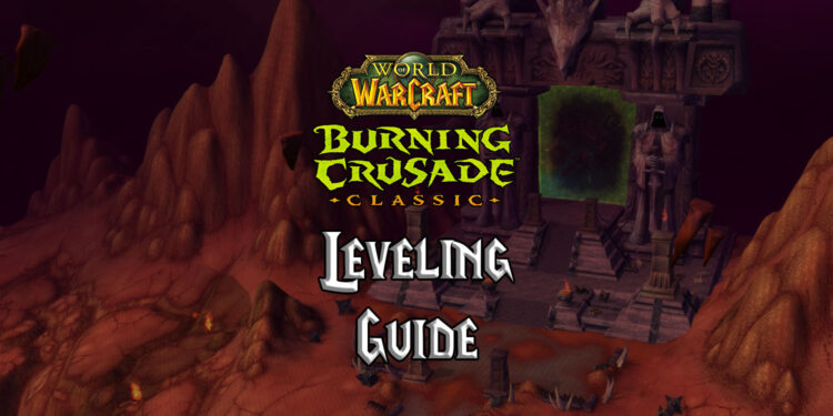 tbc leveling guide